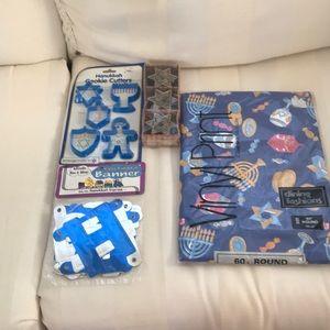 Hanukkah package
